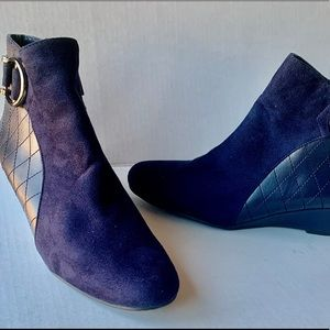 IMPO Gravity Ankle Bootie
